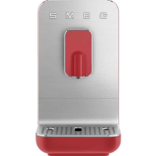 SMEG - Kaffeevollautomat BCC01RDMEU rot - frei
