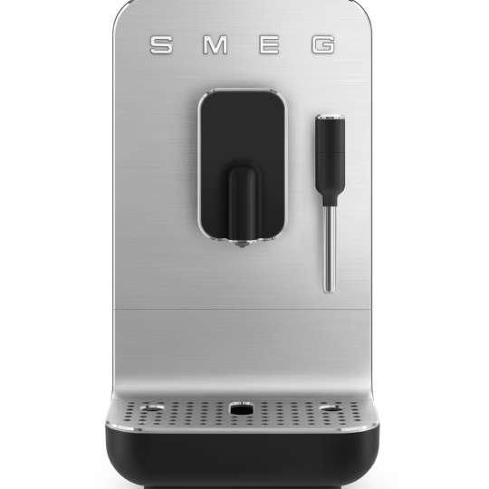 SMEG - Kaffeevollautomat BCC02BLMEU schwarz - frei
