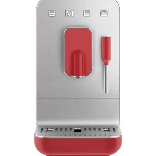SMEG - Kaffeevollautomat BCC02RDMEU rot - frei