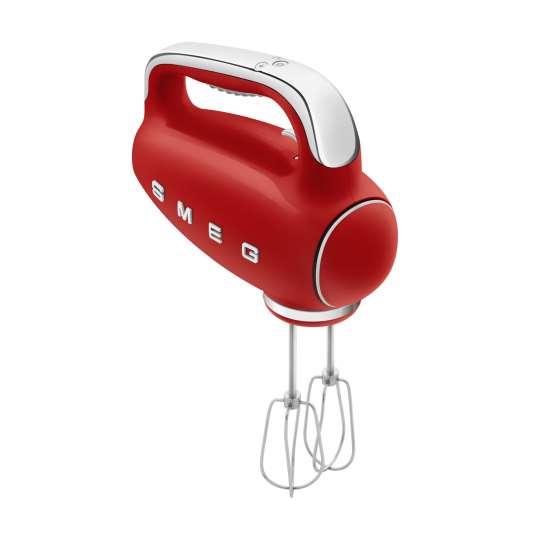 SMEG - Handmixer HMF01RDEU rot - frei