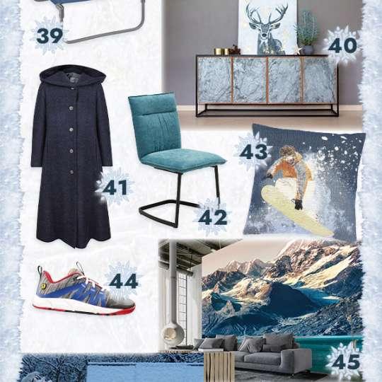 Besuch bei der Schneekönigin - Produktvorschläge von TrendXpress