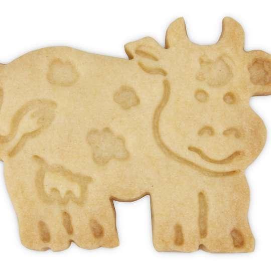 Staedter Praege-Ausstecher Kuh Keks