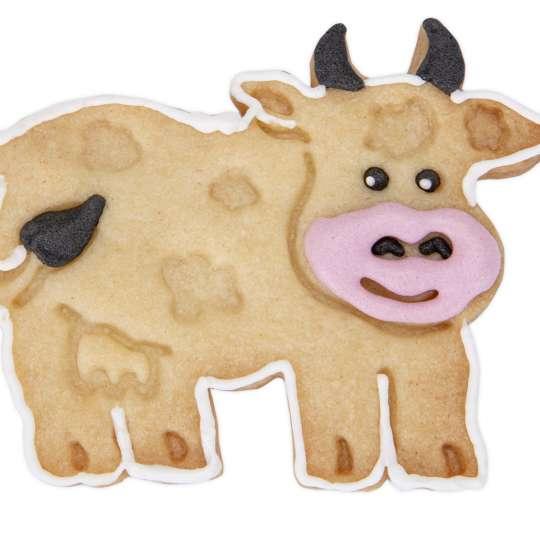 Staedter Praege-Ausstecher Kuh mit rosa Schnauze