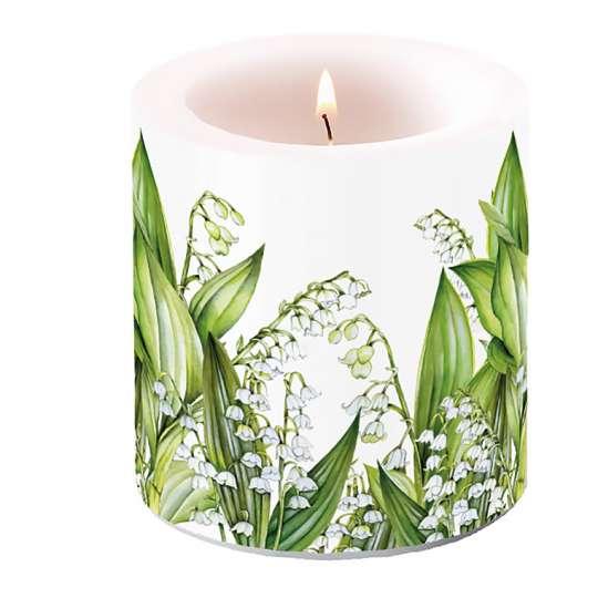 "Ambiente Design ""Sweet Lily"" Kerze klein, 19214965.jpg"
