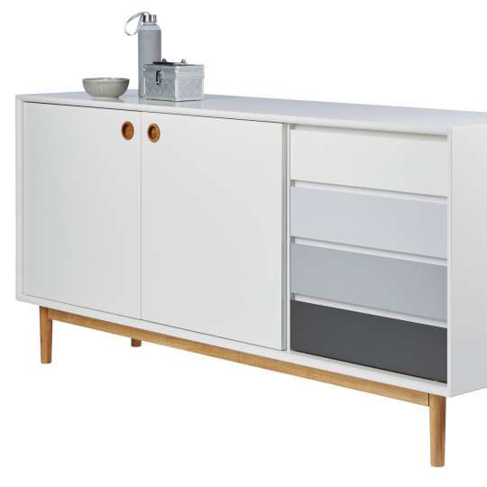 Tom Tailor Color Box Sideboard White 574