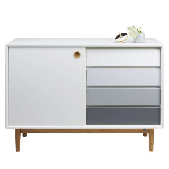 TOM TAILOR Color Box Small Sideboard White