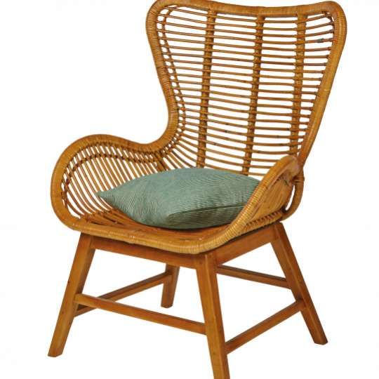Tom Tailor RATTAN ARMCHAIR - Artikel: 856