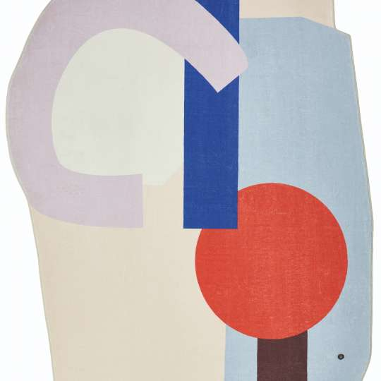 Tom Tailor TT Colored Shapes red