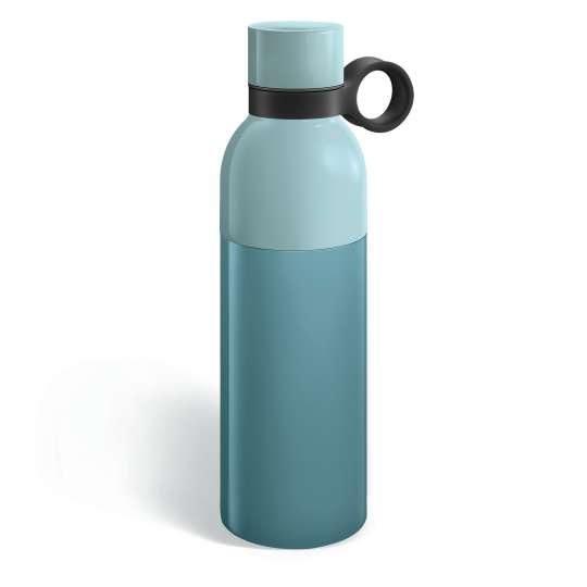 Tescoma - CONSTANT PASTEL - zerlegbare Thermosflasche blau 0,5 Liter