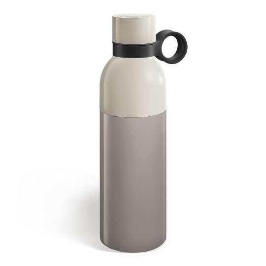 Tescoma - CONSTANT PASTEL - zerlegbare Thermosflasche grau 0,5 Liter