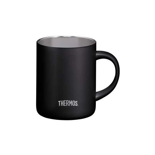Thermos-Longlife-Mug-black-matt-ohne-Deckel