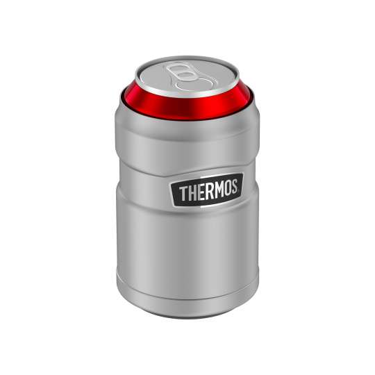 Thermos-Stainless-King-Isolier-Dosenkuehler-stainless steel