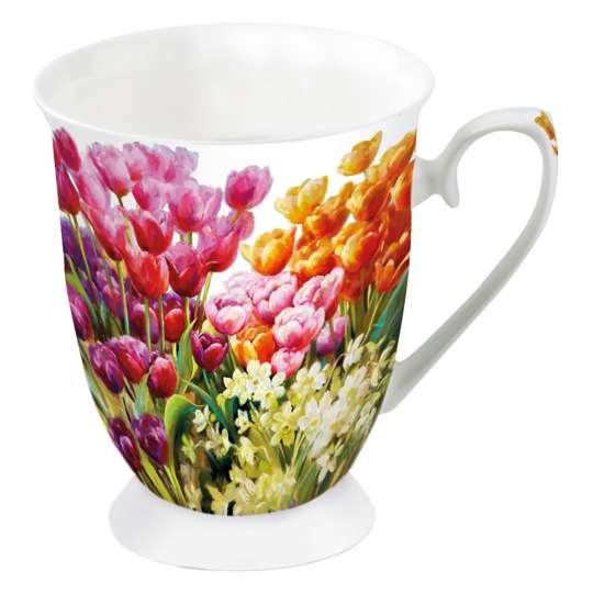 Ambiente Tulips Henkelbecher 0,25 l