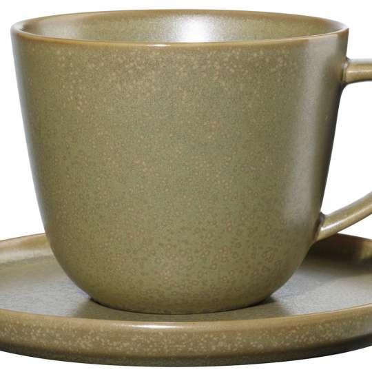 asa - Coppa Miso - Kaffeetasse mit Unterteller