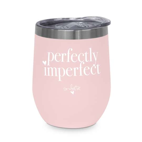 Design-at-home - Thermo-Mug 350 ml - Perfectly imperfect