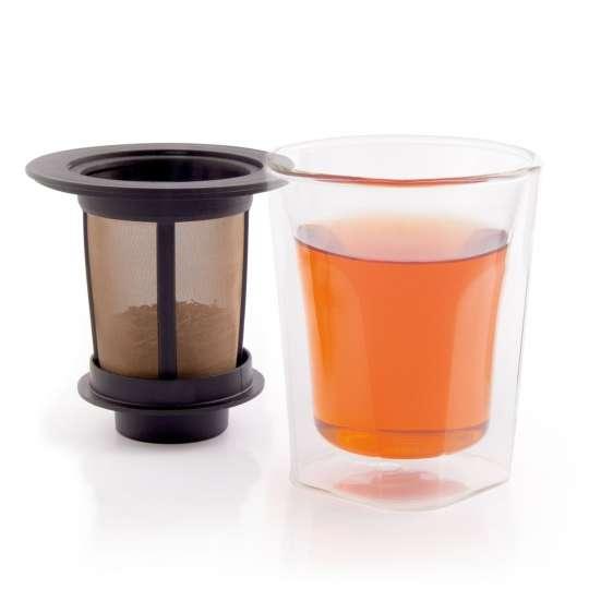 finum SMART BREW SYSTEM Teefilter BREW SYSTEM 180 ml (6 oz)