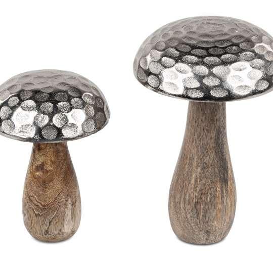 formano - Deko-Pilze zwei Größen