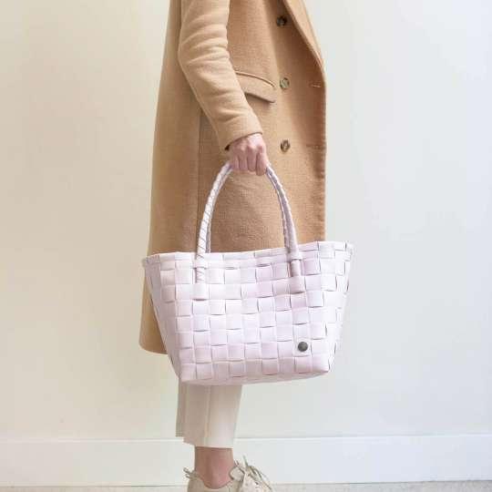 Handed by - PARIS Shopper - soft lilac - Model