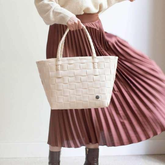 Handed by - PARIS Shopper - sahara sand - Kleid