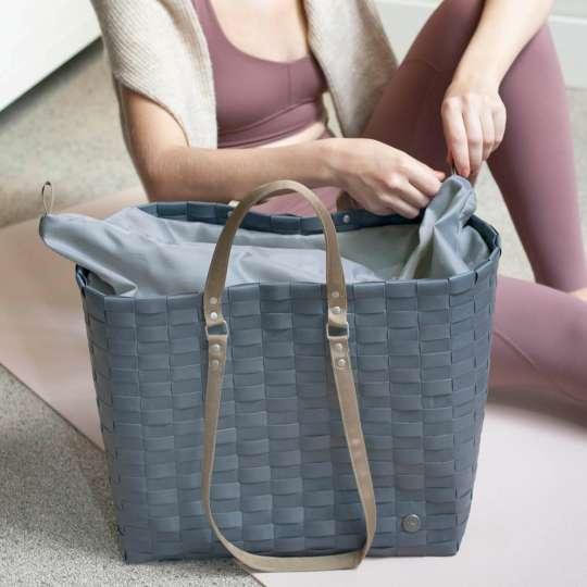 Handed By - GO! - Shopper dark grey - Sporttasche