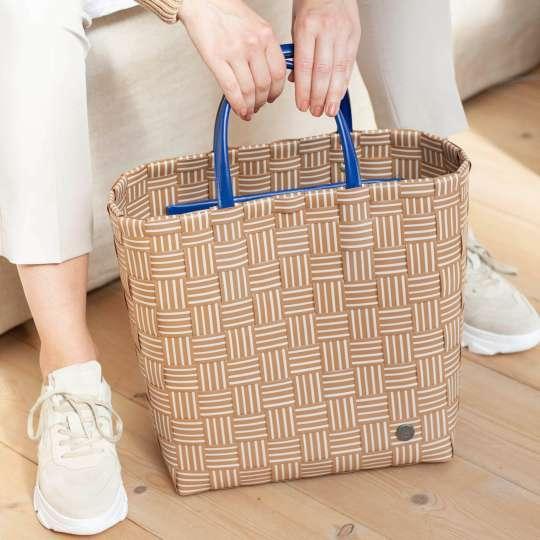 Handed By - Handbag JOY cinnamon - Handgriff