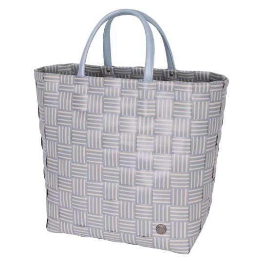 Handed By - Handbag JOY steel grey