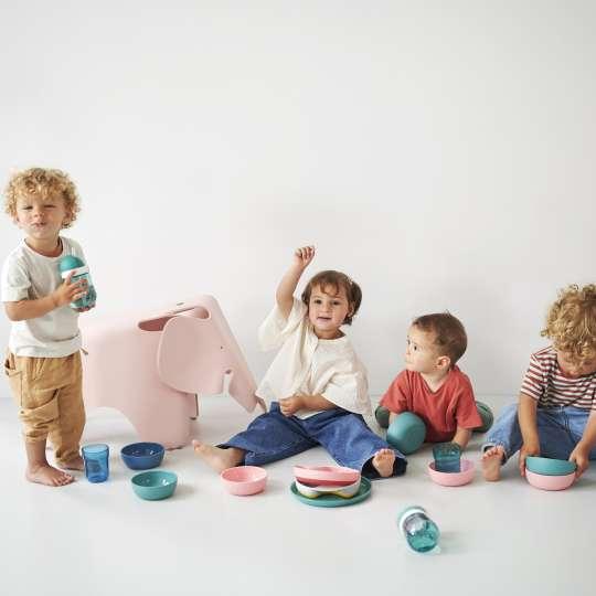 MEPAL MIO - Kinderteller 10 80010 ..., Lernteller 10 800200.., Kinderschale 10 80030...,  Kinder-Trinkglas 10 80210... , Strohhalmbecher 10 80130 ...