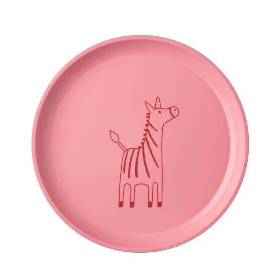 MEPAL MIO Kinderteller 22 cm - Rosa 10 80010 78400