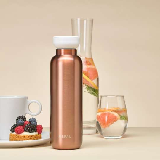 Mepal Thermoflasche Ellipse Elite Colors Rosegold