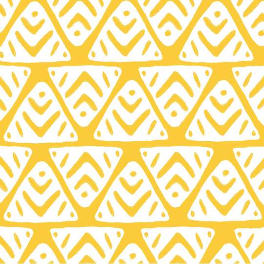 Paperproducts Design Lunchserviette Africa Yellow – 1333612