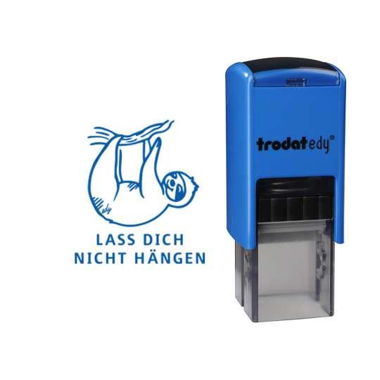 trodat - edy® - Faultier - frei mit Abdruck