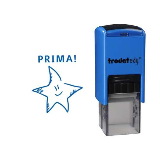 trodat - edy® - Stern - frei mit Abdruck