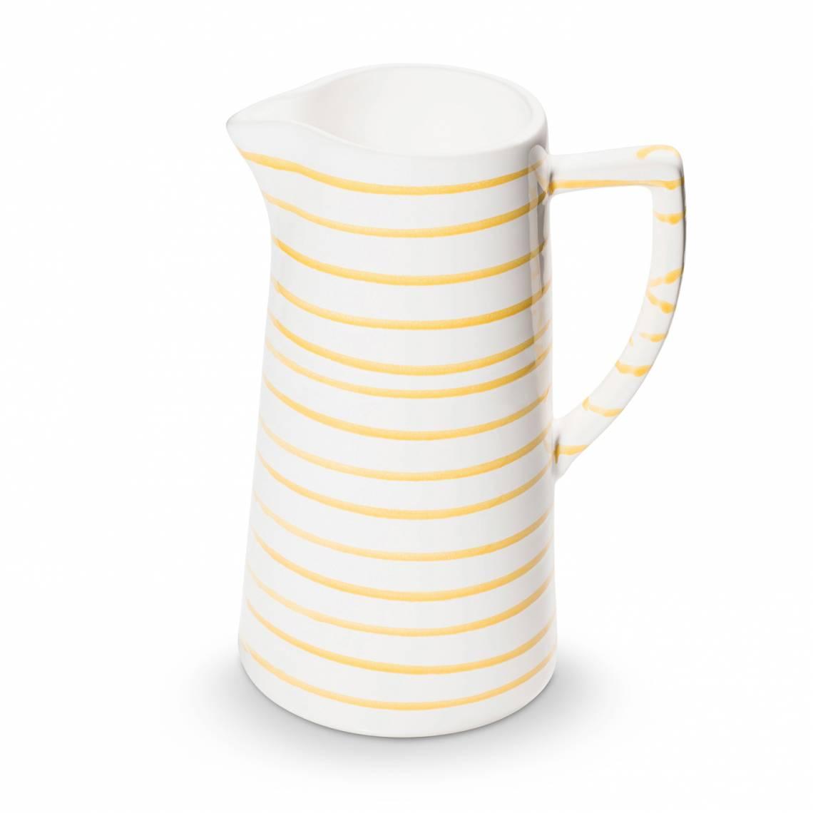 Gmundner Keramik: 'Sommer, Sonne, Sonnenschein', Wasserkrug 0101KRWA10
