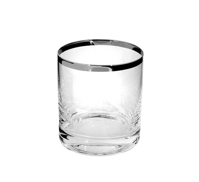 Fink Living PLATINUM Whiskyglas
