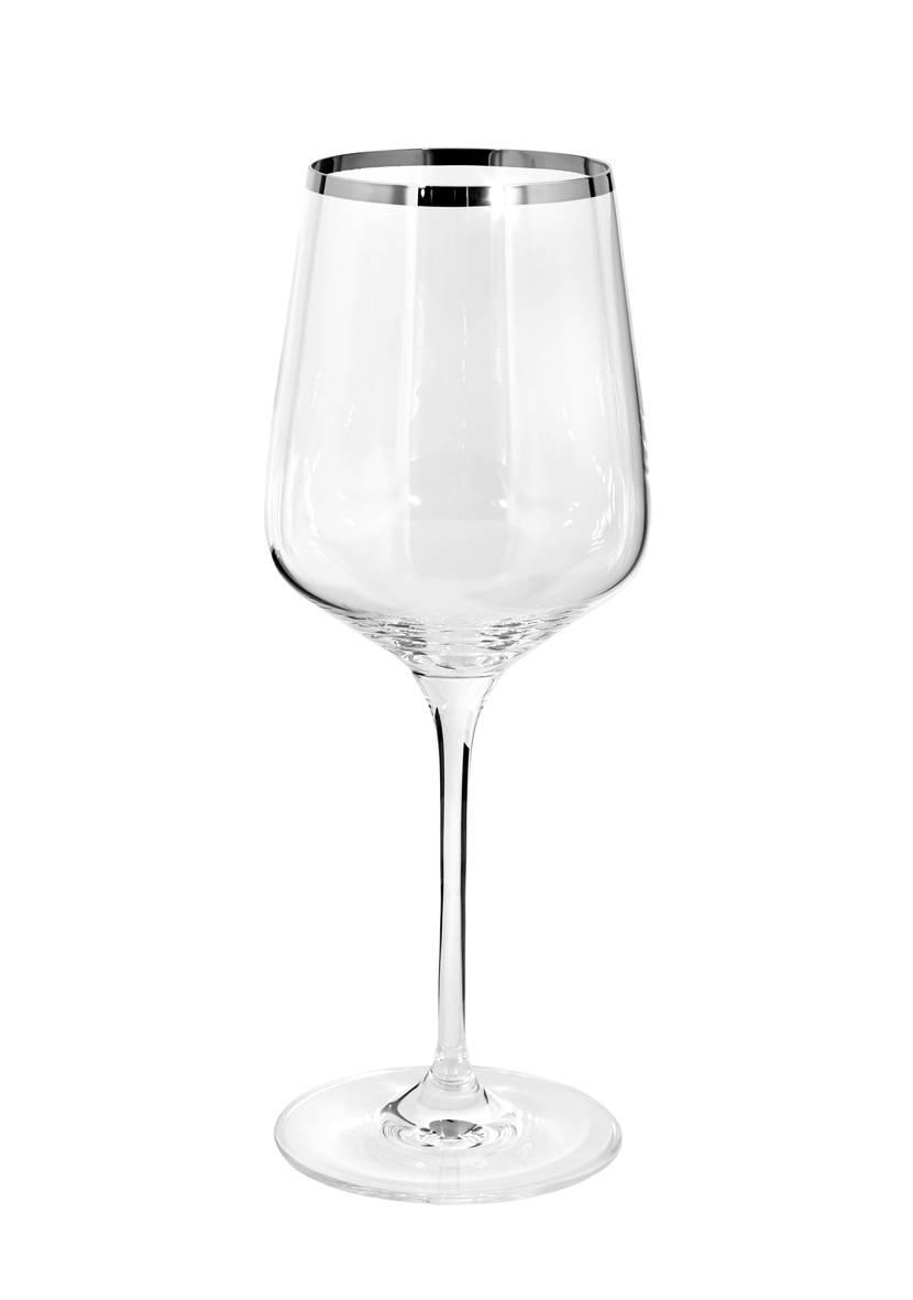 Fink Living PLATINUM Weinglas H.27cm