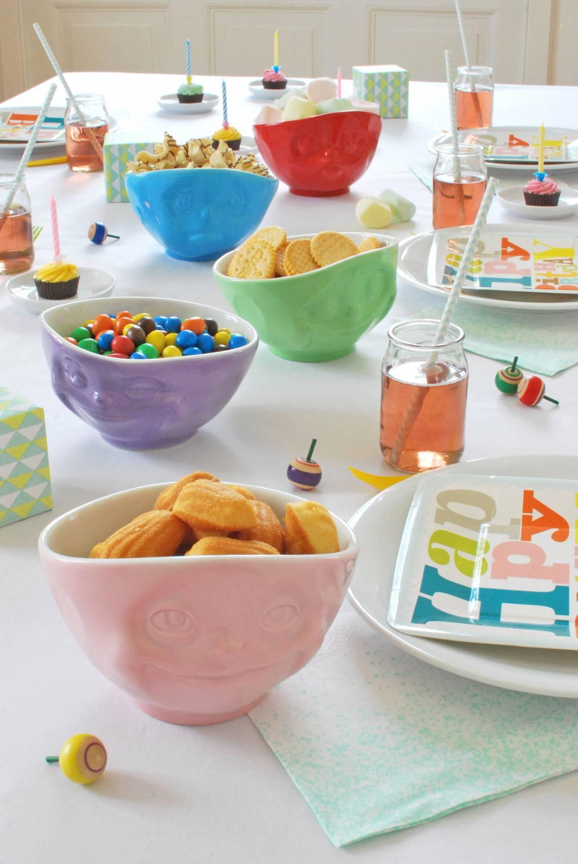 58 Products Schalen Kindergeburtstag