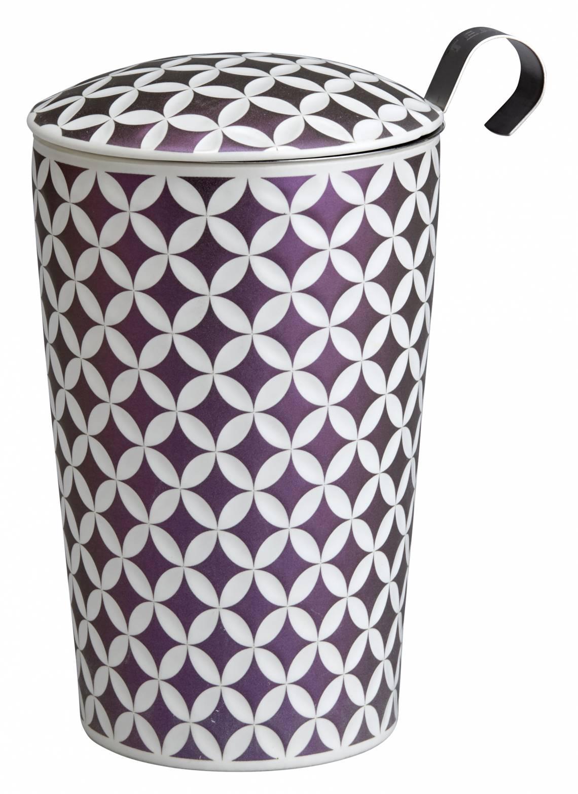 Eigenart May Lin TEAEVE Porzellanbecher lila - 80037