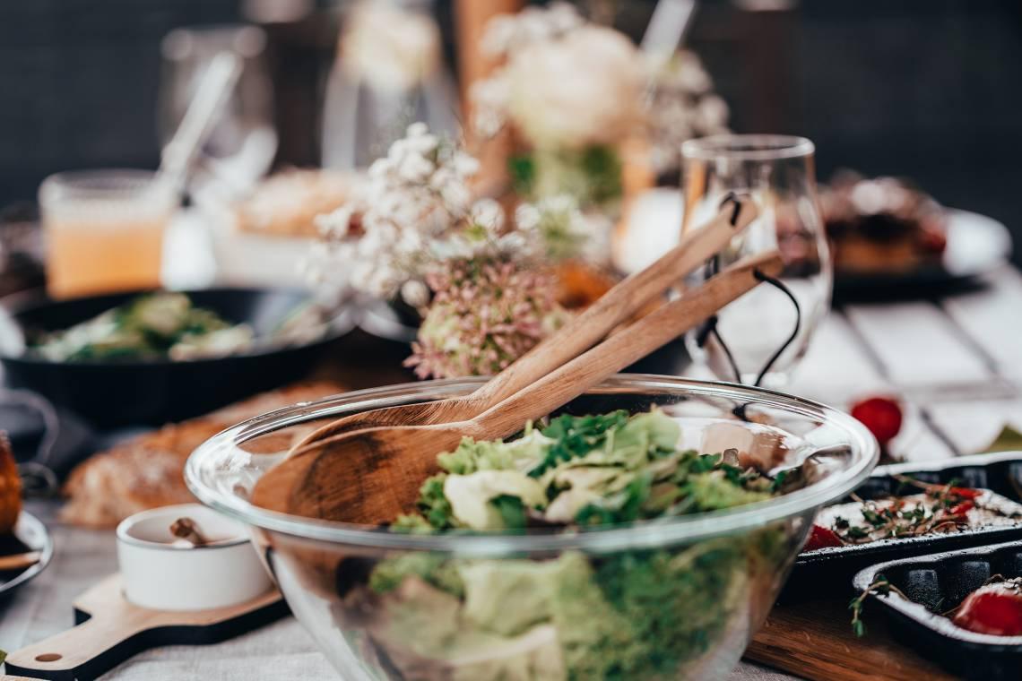 30855 - Eco Salatbesteck von Fackelmann