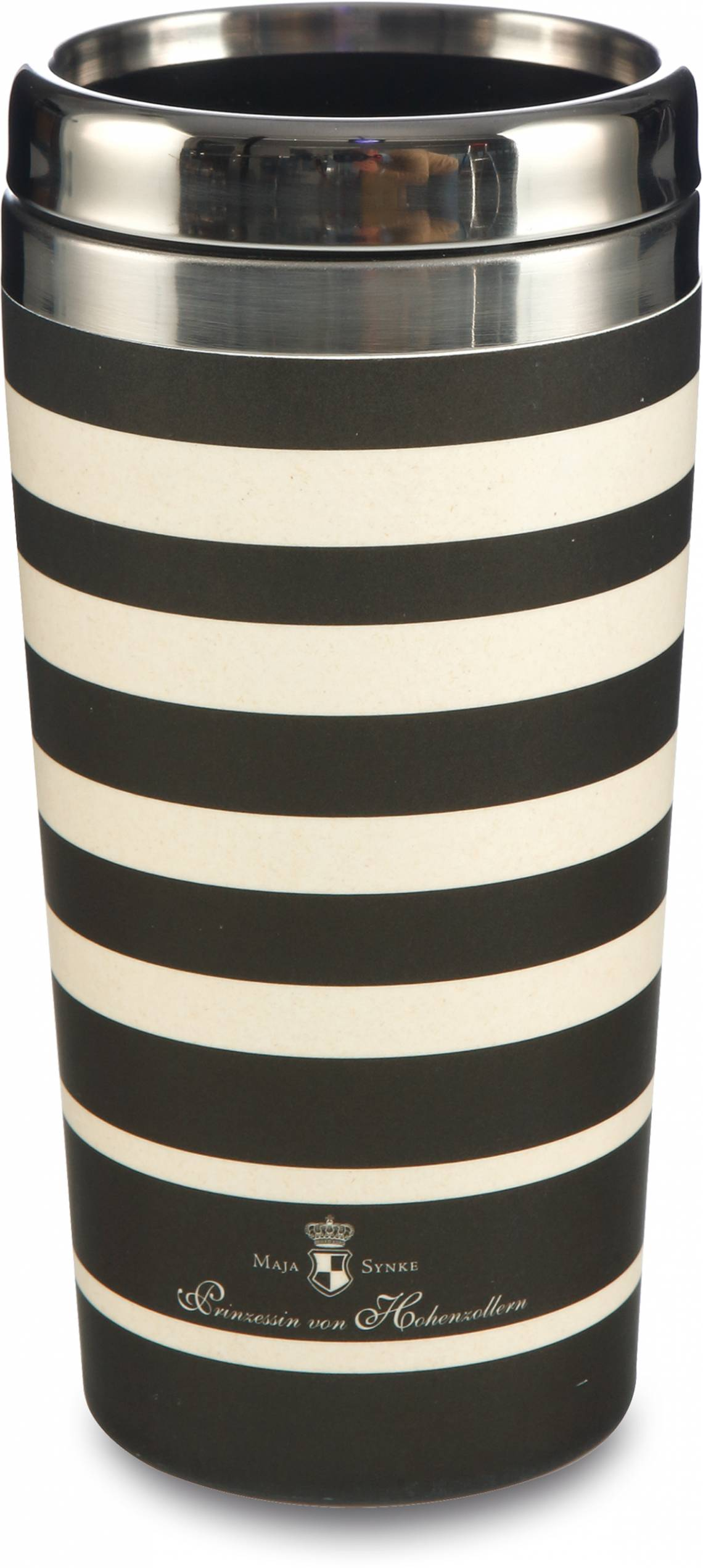 Goebel-Chateau Stripes Mug to Go / Becher-Streifen 27050721