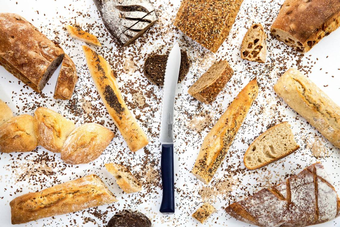 OPINEL INTEMPORA – Küchenmesser Brotmesser