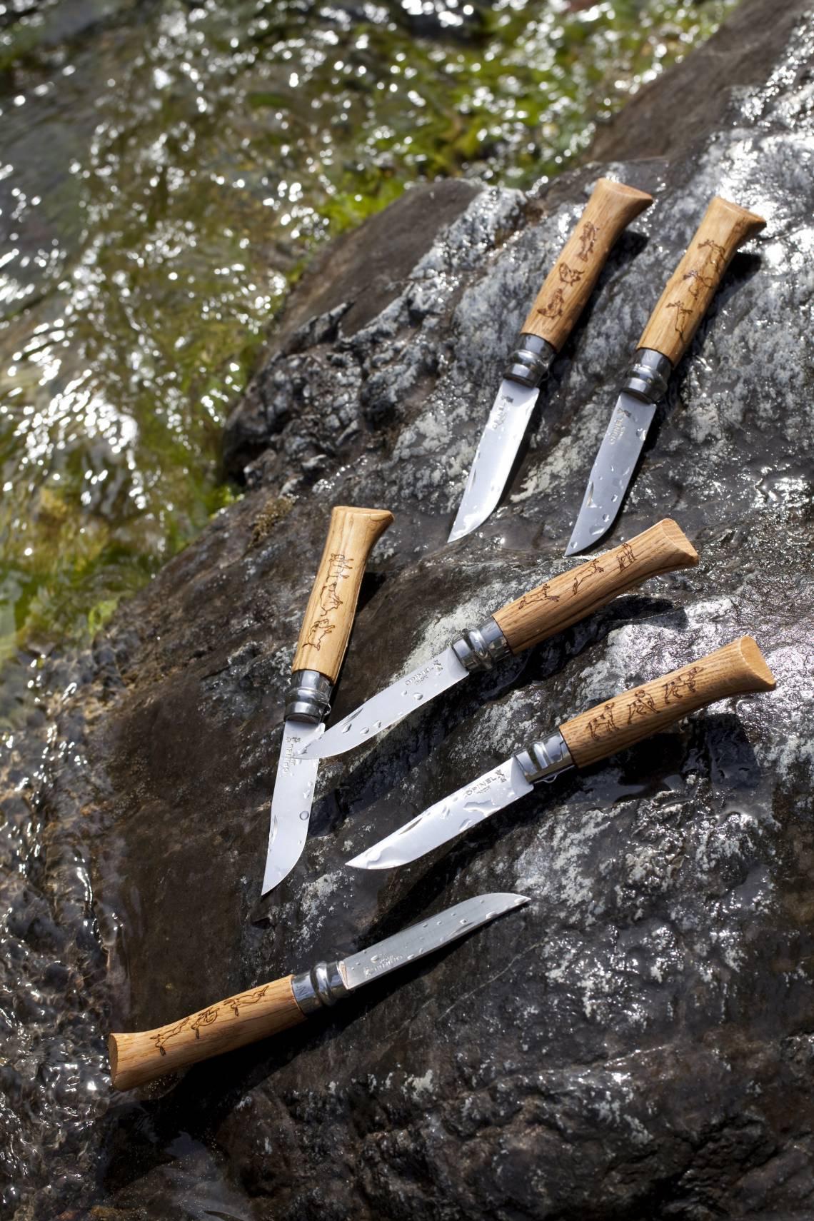 Opinel Animalia alle Messer