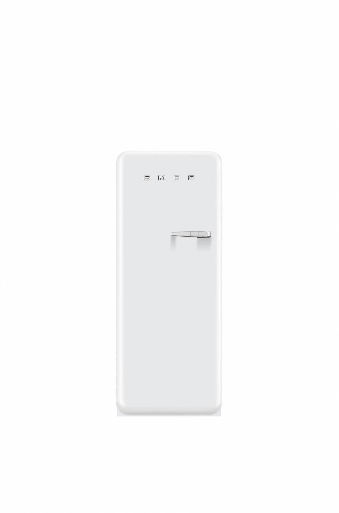 Smeg Kühlschrank Weiß - FAB28LB1