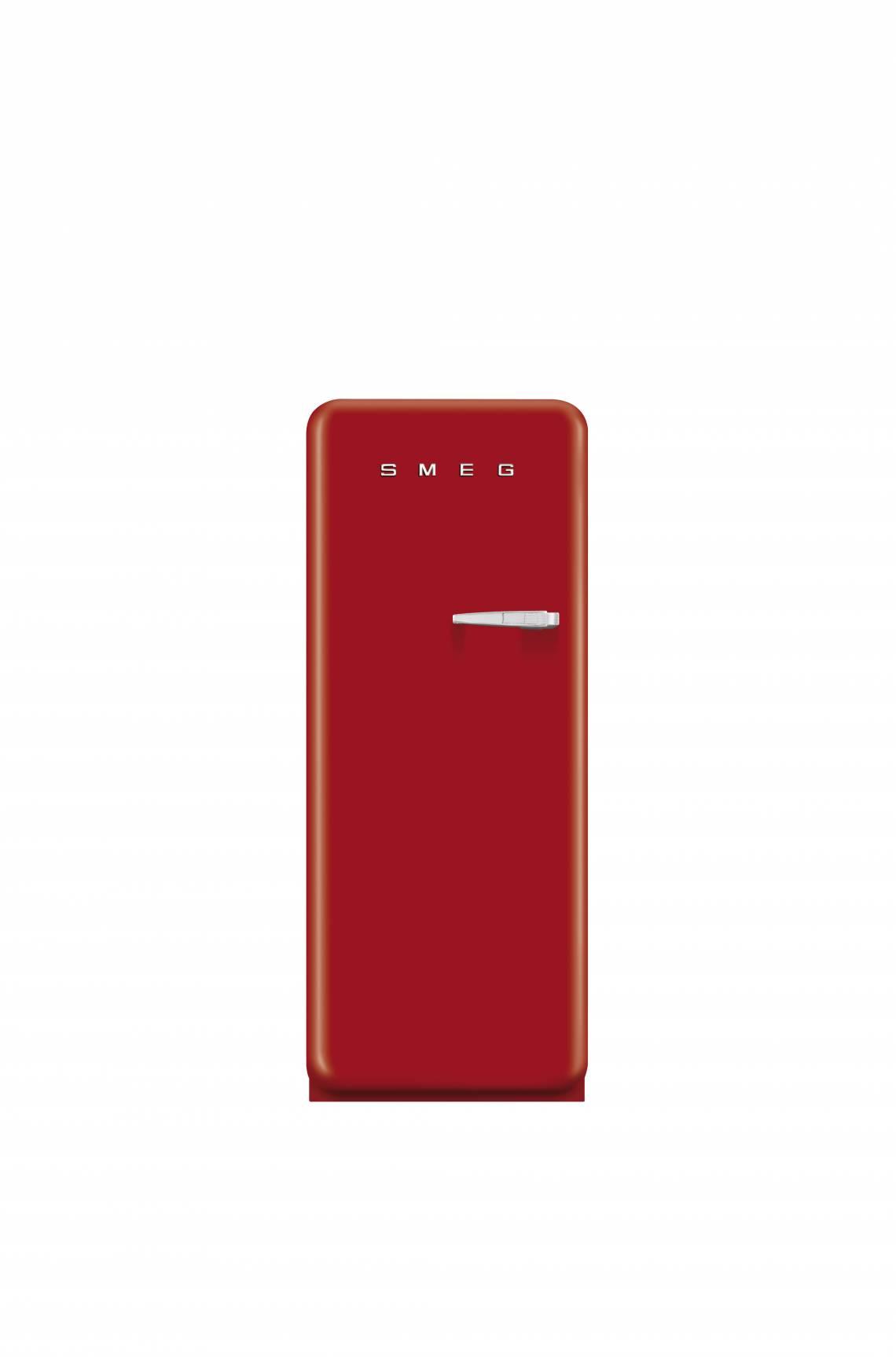 Smeg Kühlschrank Rot - FAB28LR1 | TrendXPRESS