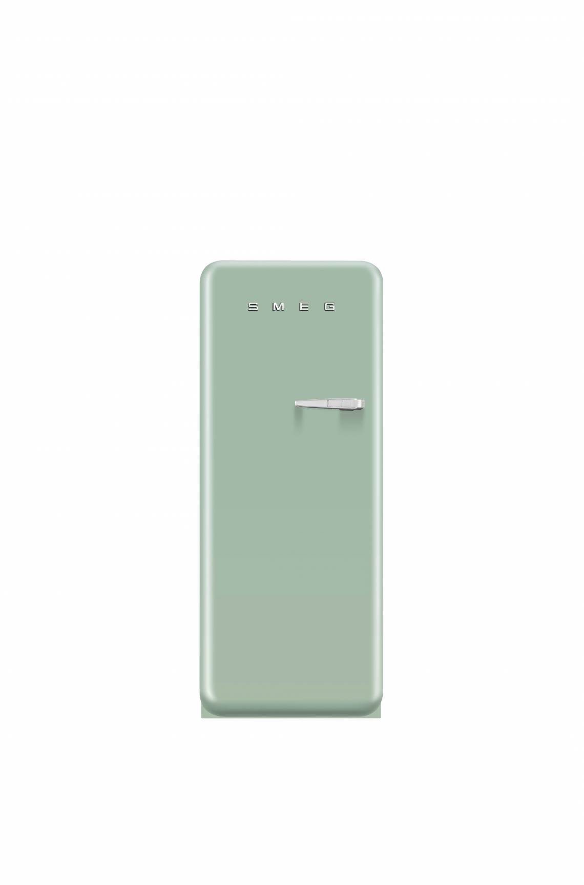 Smeg Kühlschrank Pastellgrün - FAB28LV1