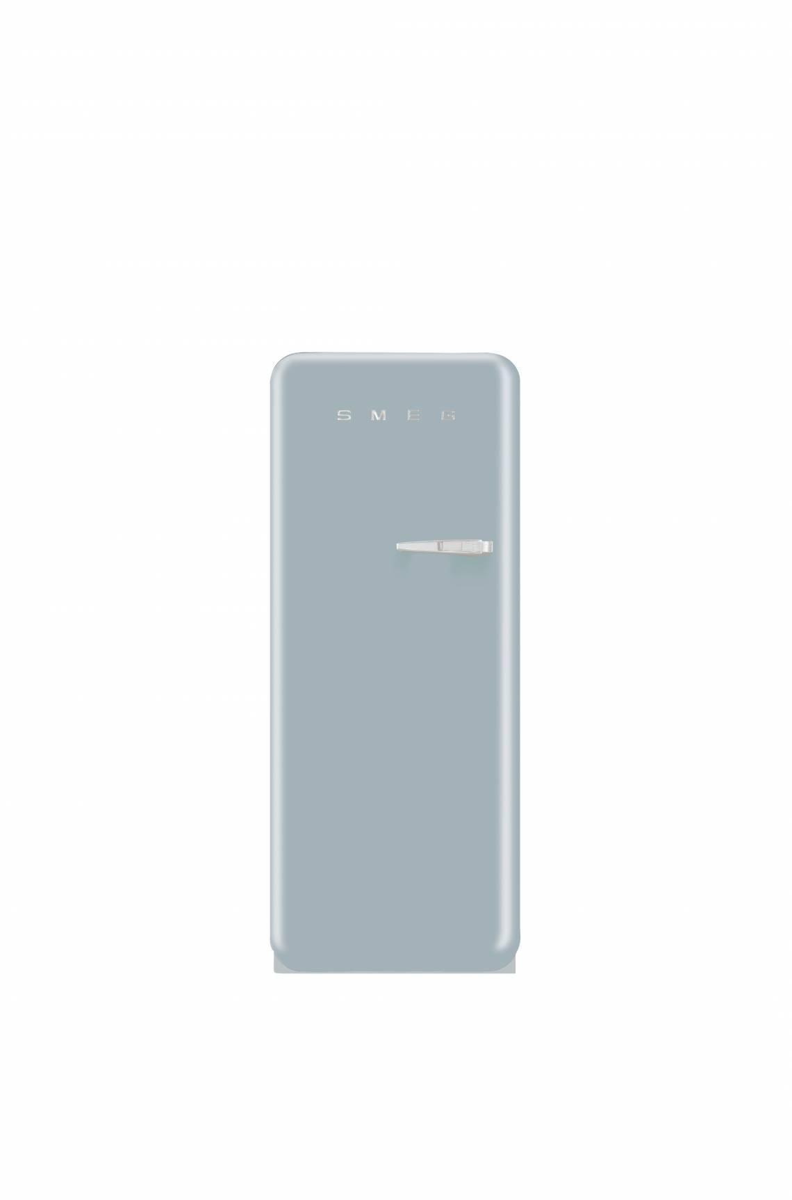 Smeg Kühlschrank Polarsilber Metallic - FAB28LX