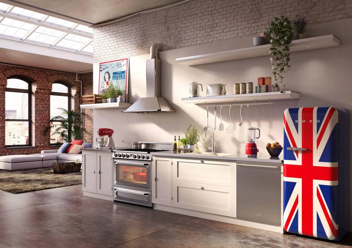 Smeg Kühlschrank Preise : Smeg kühlschrank union jack mood trendxpress