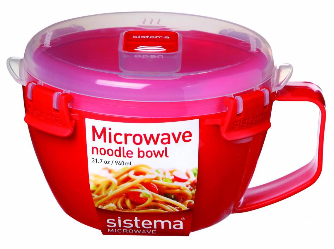 sistema - Serie Microwave - Zubereiten in der Mikrowelle - Nudel Schale