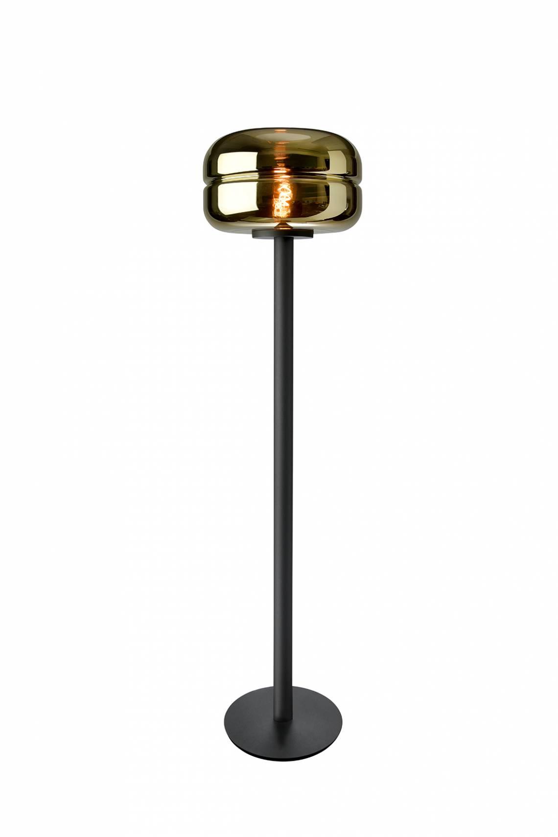 Sompex - Stehleuchte HAVANNA - 96711 - Glas gold