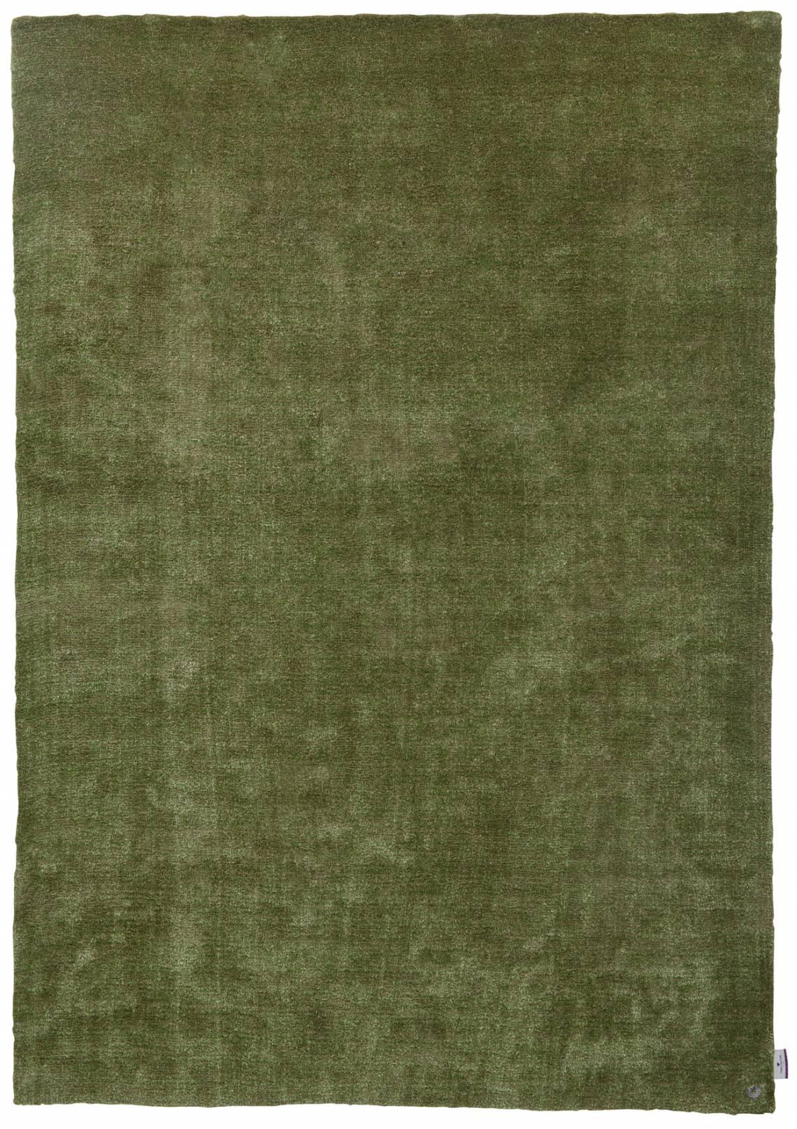 TOM TAILOR - Teppich POWDER - 320 olive