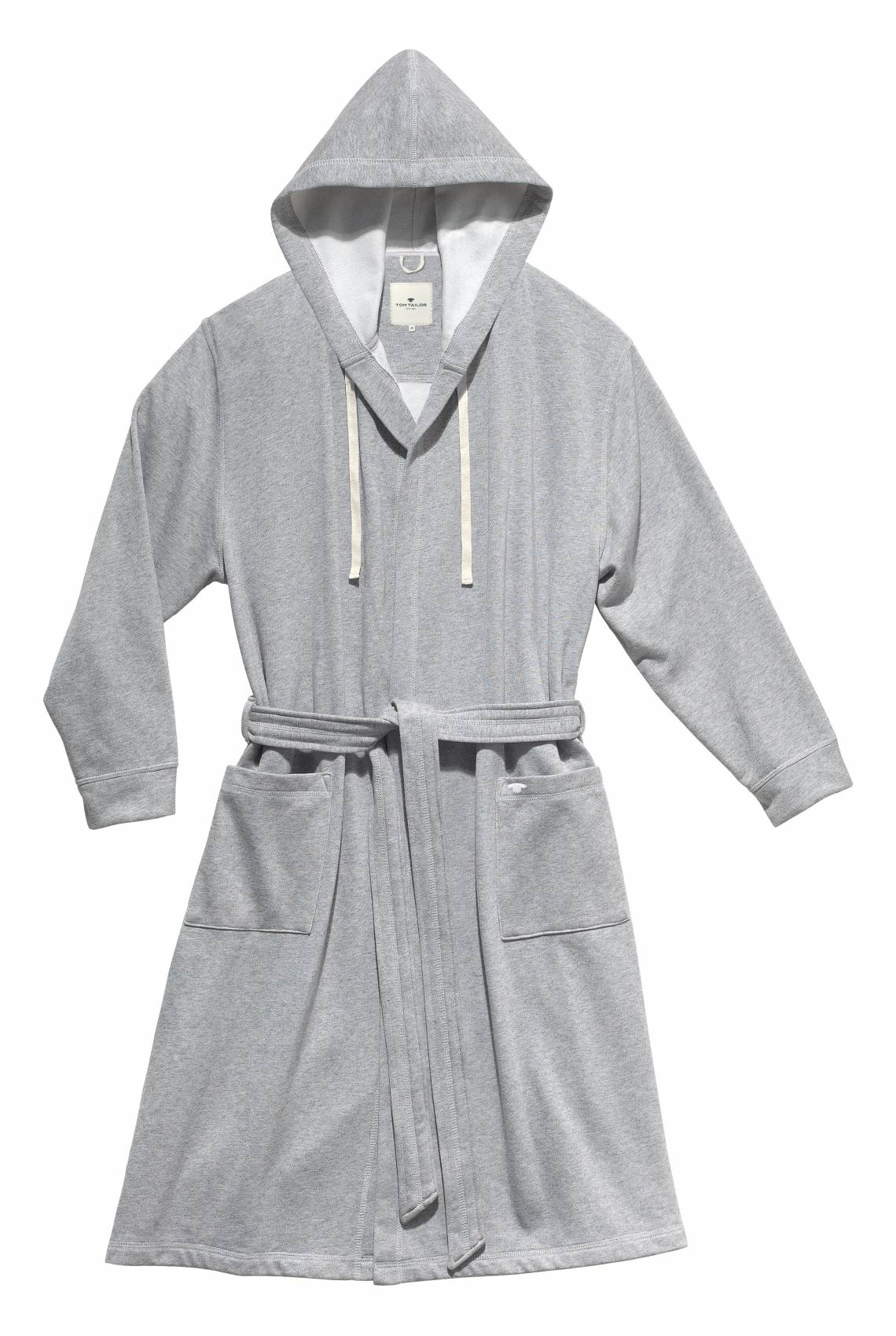 Tom Tailor BADEMANTEL MELANGE BATHROBE / 100 504 901